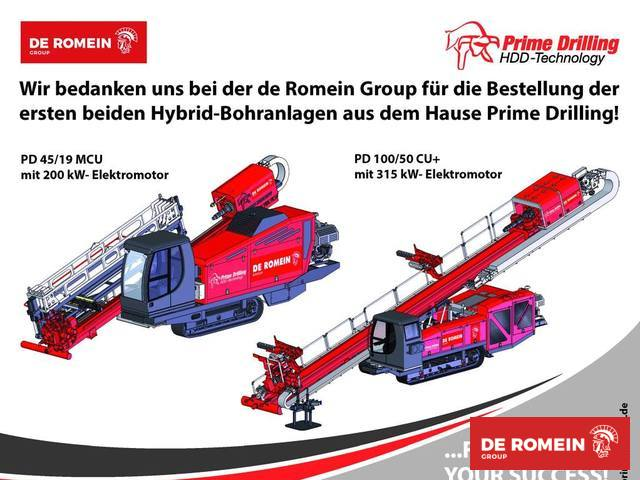 De Romein Group goes Electric